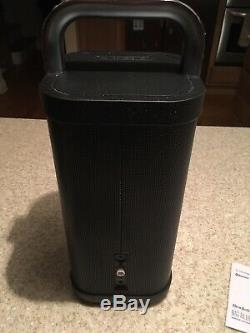 Haut-parleur Bluetooth Intérieur-extérieur Brookstone Big Blue Party, Avec Chromecast