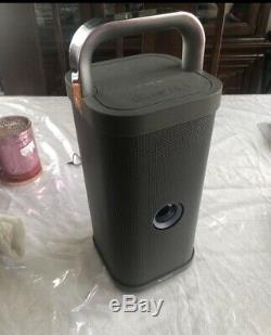 Haut-parleur Bluetooth Intérieur-extérieur Brookstone Big Blue Party En Excellent État