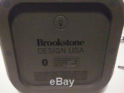 Haut-parleur Bluetooth Intérieur-extérieur Brookstone Big Blue Party - Rare