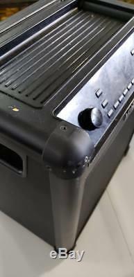 Haut-parleur Bluetooth Ion Block Rocker Max Soirée En Plein Air Avec Canal 100w