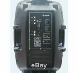 Haut-parleur Bluetooth Parti Haut-parleur Portable 15 Multi-fonction Powered Irocker
