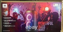 Haut-parleur Bluetooth Portable Jbl Partybox 310 Avec Feux De Fête