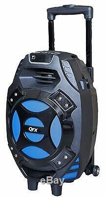 Haut-parleur Bluetooth Pour Audio Usb Rechargeable Portable Extérieur Grand Extérieur