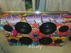 Haut-parleur Bumpboxx Uprock V1s Bluetooth Party Speaker