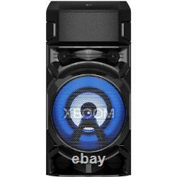 Haut-parleur Lg Rn5 Xboom Bluetooth Audio Party Avec Éclairage Led Intégré