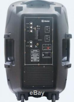 Haut-parleur Portable Bluetooth 15 Haut-parleur Multi-fonctions Alimenté