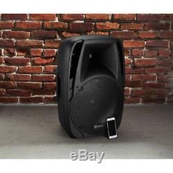 Haut-parleur Portable Bluetooth Haut-parleur De Fête 15 Irocker Motorisé Multifonctions
