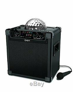 Haut-parleur Portable Bluetooth Party Rocker Plus De Ion Audio