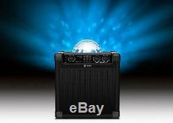 Haut-parleur Portable Bluetooth Système Party Machine Et Karaoké Avec Intégré Recharge