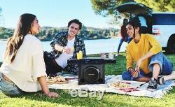 Haut-parleur Portable Party Cool Sans Fil Sony Gtk-pg10, Panneau Supérieur Nib À L'épreuve Des Éclaboussures