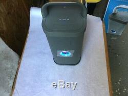 Haut-parleur Portatif Bluetooth Brookstone Big Blue Party, Gris