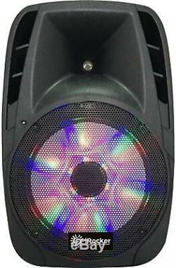 Haut-parleur Portatif Puissant, Système Sans Fil Bluetooth Haut-parleur 1000w