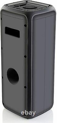 Haut-parleur Tws Haute Puissance, Système Audio Sans Fil Bluetooth Avec Lumières