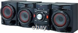 Home Théâtre Stereo Party System Kit Haut-parleurs De Plateau 700w 2.1 Channel Wireless