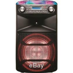 Ion Block Party Ultra 120w Bluetooth Karaoke Party Président