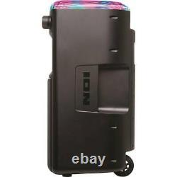 Ion Block Party Ultra Bluetooth Portable Karaoke Party Speaker 120 Watts