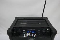 Ion Block Rocker Max Haut-parleur Bluetooth Karaoke Party Sound
