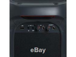 Jbl Jblpartybox100am Partybox 100 Party Bluetooth Puissant Haut-parleur Portable Avec