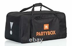 Jbl Lifestyle Party Box Sac De Rangement Pour Haut-parleur Bluetooth Portable 200 & 300 Jbl