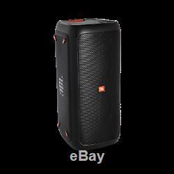 Jbl Party Box 200 Haut-parleur Portable Bluetooth Parti Avec Des Effets De Lumière, Noir