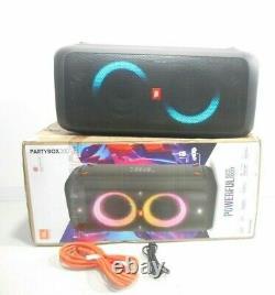 Jbl Party Box 300 Haut-parleur Bluetooth Portable Jblpartybox300am (veuillez Lire)