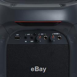 Jbl Partybox 100 - Enceinte De Fête Bluetooth Portable Puissante Avec Spectacle De Lumière