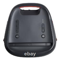 Jbl Partybox 100 Haut-parleur Bluetooth Portable Puissant Avec Affichage De Lumière