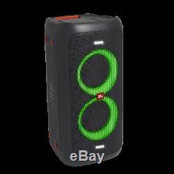 Jbl Partybox 100 Party Bluetooth Puissant Haut-parleur Portable Avec Dynamic Light Show