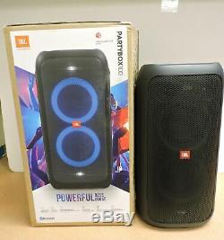 Jbl Partybox 100 Party Bluetooth Puissant Haut-parleur Portable Avec Light Show