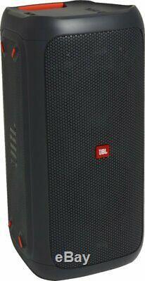 Jbl Partybox 100 Portable 160w Sans Fil Bluetooth Party Speaker Box 100