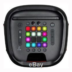 Jbl Partybox 1000 Party Bluetooth Haut-parleur Puissant Avec Des Effets De Lumière