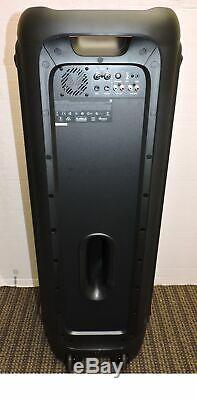 Jbl Partybox 1000 Party Bluetooth Haut-parleur Puissant Avec Plein Panneau Effets Lumineux