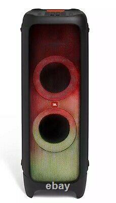 Jbl Partybox 1000 Portable Bluetooth Led Dj Party Speaker Withtws+dj Pad+wristband