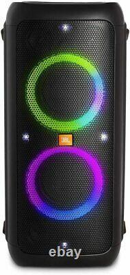 Jbl Partybox 200 Haut-parleur Portable Bluetooth Bluetooth De Haute Puissance