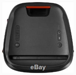 Jbl Partybox 300 - Enceinte De Soirée Bluetooth Rechargeable Portable Avec Amplification De La Basse