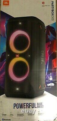 Jbl Partybox 300 Haut Pouvoir Portable Sans Fil Bluetooth Party Speaker