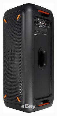 Jbl Partybox 300 Haut-parleur Bluetooth Rechargeable Portable + Machine À Brouillard Led