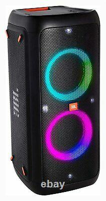 Jbl Partybox 300 Haut-parleur Bluetooth Sans Fil Portable Haut-parleur