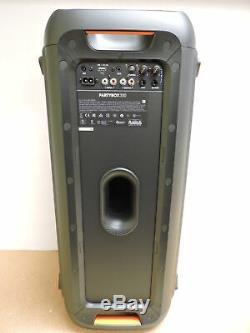 Jbl Partybox 300 Haut-parleur De Fête Portable Bluetooth Avec Batterie Rechargeable
