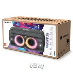 Jbl Partybox 300 Party Led Portable Bluetooth Haut-parleur Rechargeable Avec Bass Boost