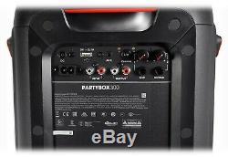 Jbl Partybox 300 Sans Fil Bluetooth Megasound Party Portable Speaker Noir