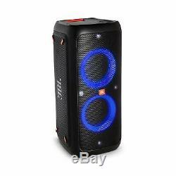 Jbl Partybox 300 (black) Enceinte De Fête Bluetooth Avec Effets De Lumière