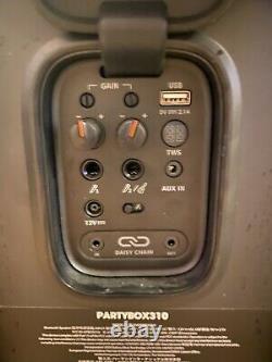 Jbl Partybox 310 Haut-parleur Bluetooth De Partie Portable