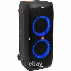 Jbl Partybox 310 Haut-parleur Bluetooth Portable Avec Party Lights Crack Lire