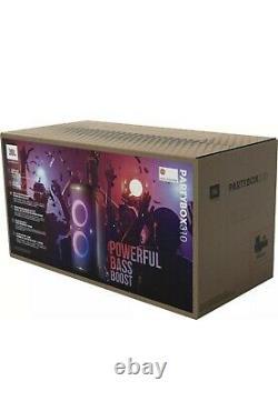 Jbl Partybox 310 Haut-parleur Bluetooth Portable Avec Party Lights New Partybox310