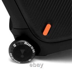 Jbl Partybox 310 Haut-parleur Portable Avec Party 2020 Lumières Éblouissant Modèle Noir