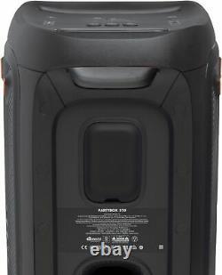 Jbl Partybox 310 Portable Party Speaker Noir