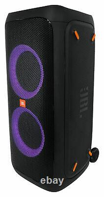 Jbl Partybox 310 Portable Rechargeable Bluetooth Party Speaker+led Fog Machine