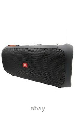 Jbl Partybox Haut-parleur De Partie Portable Sur Le Pouce Avec Microphone Sans Fil Ipx4 Nouveau