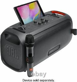 Jbl Partybox Haut-parleur De Partie Portable Sur Le Pouce Noir